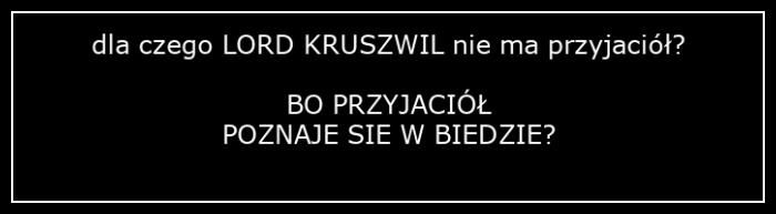 KRUSZWIL